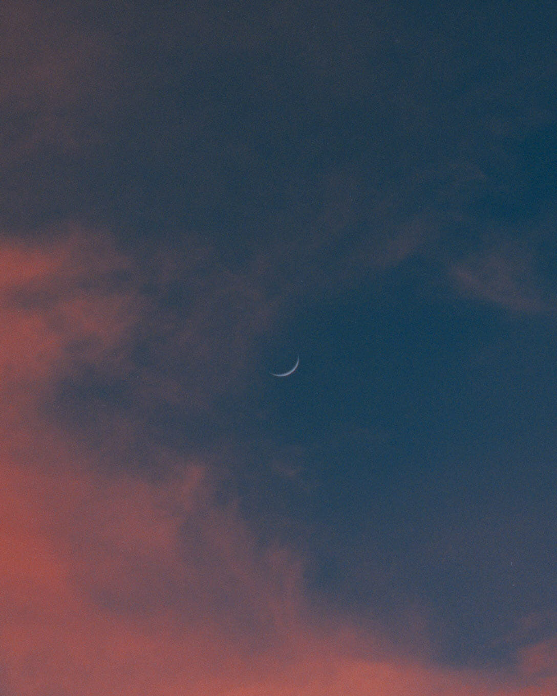 photographie  lune