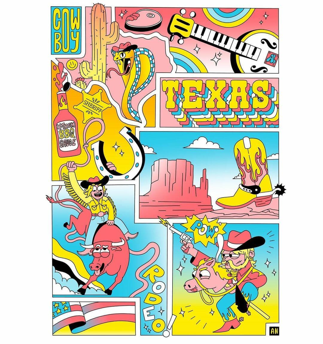 Nart Texas