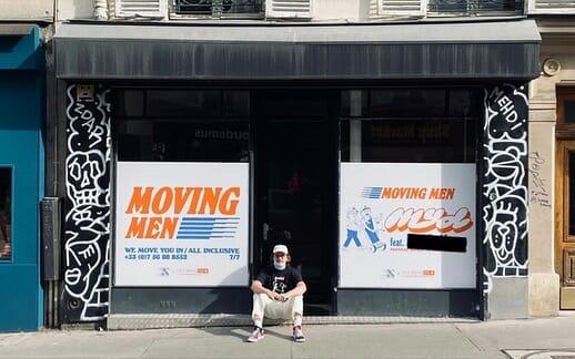 Moving Men musique sortie chez ed banger
