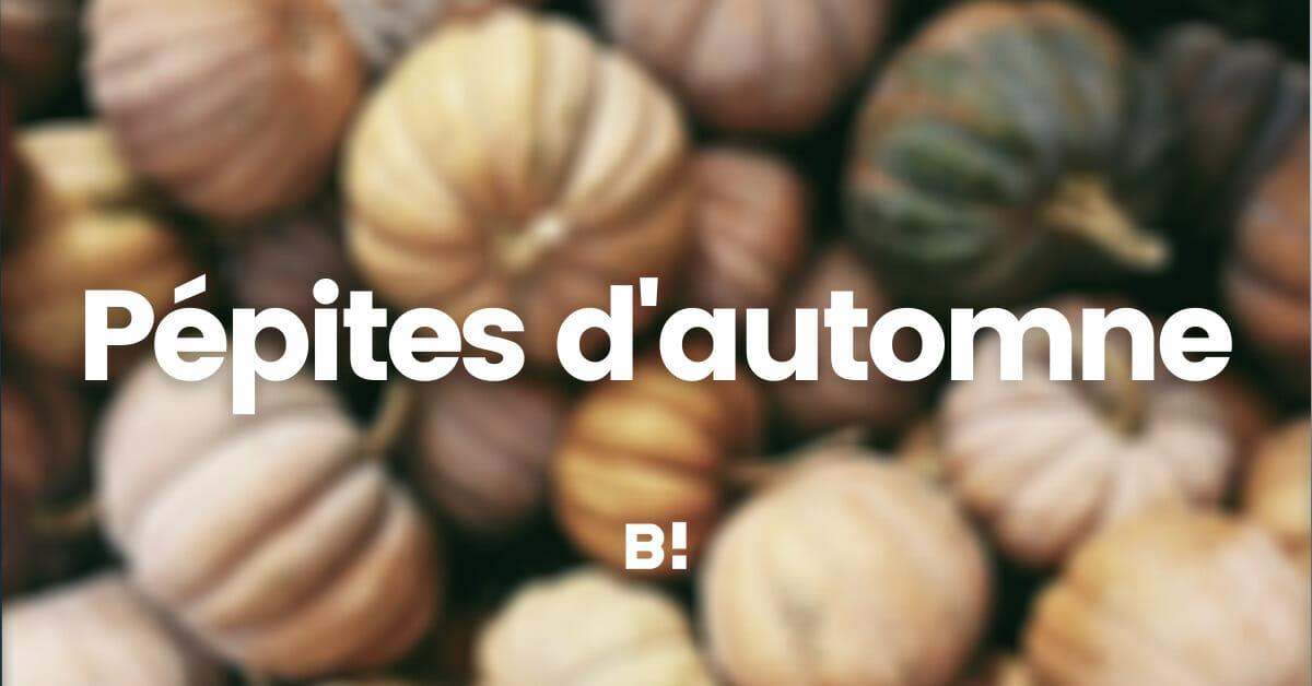 playlist automne
