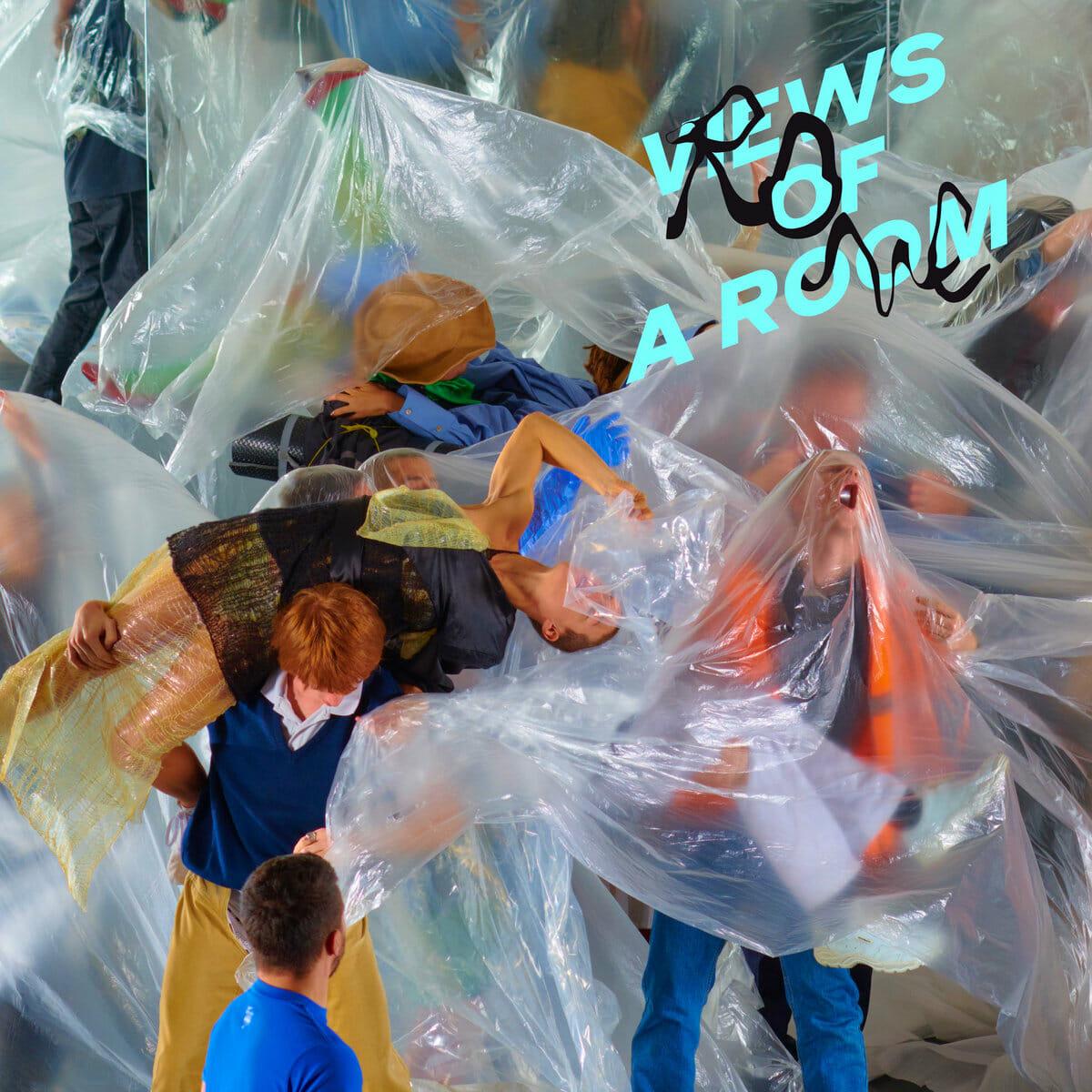 Pochette de l'album Views Of A Room de Rone, disponible bientôt en édition limitée