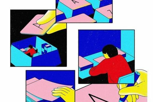 Huanhuan Wang illustration