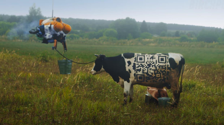 russian cyberpunk farm