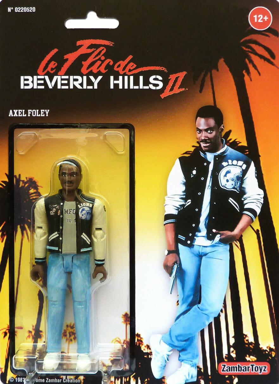 Figurine d'Alex Foley dans Le flic de Beverly Hills II