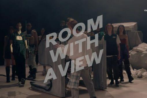 """Revivez le spectacle-concert de Rone Room With a View"""" sur Culturebox ! 4"""