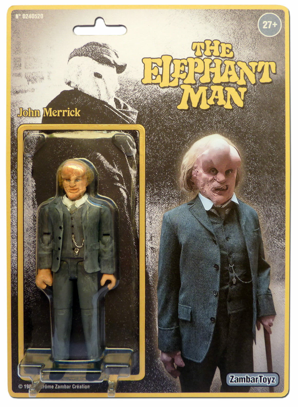 Zambar Toyz elephant man