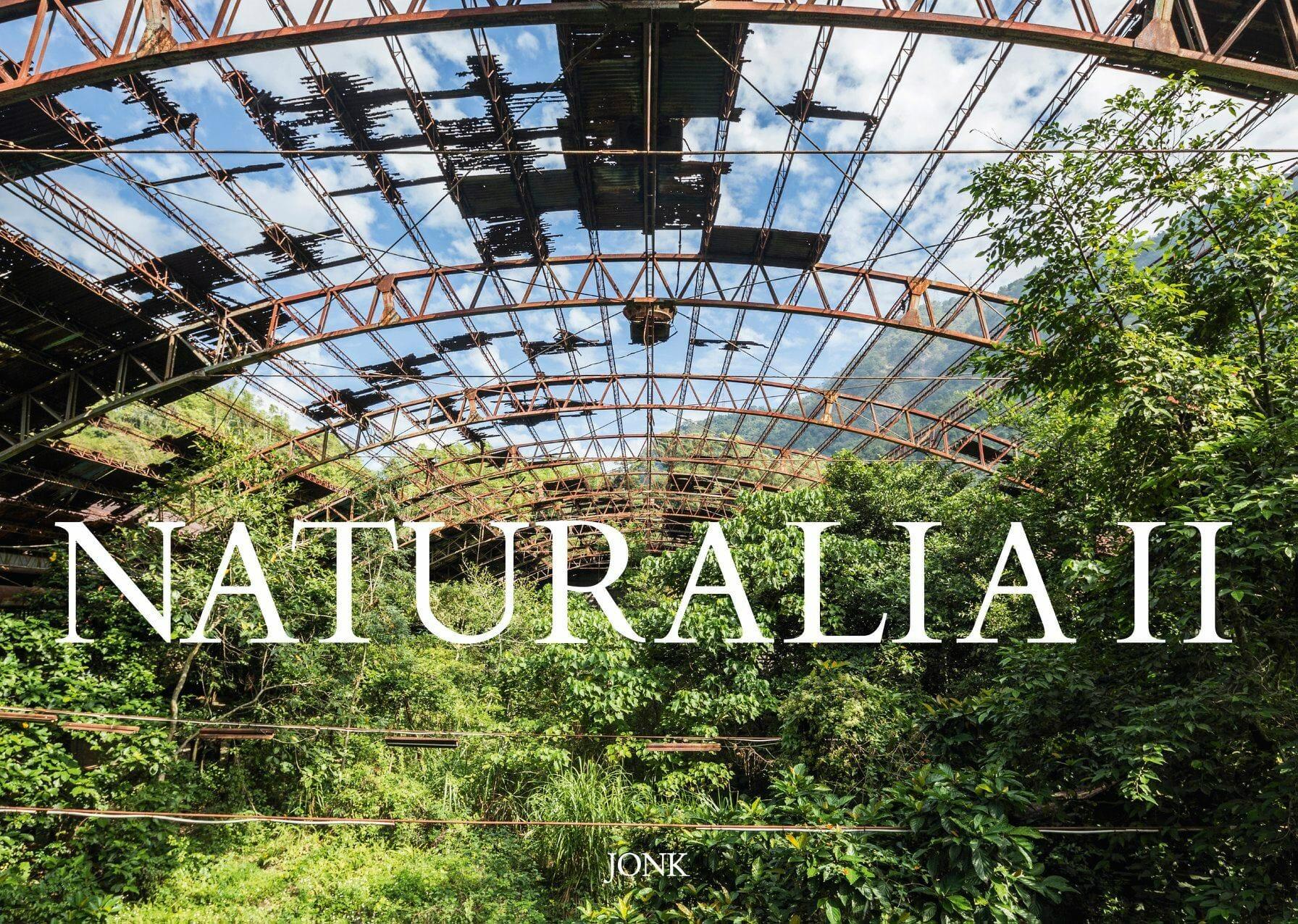 Naturalia II, le nouveau projet de Jonk 1
