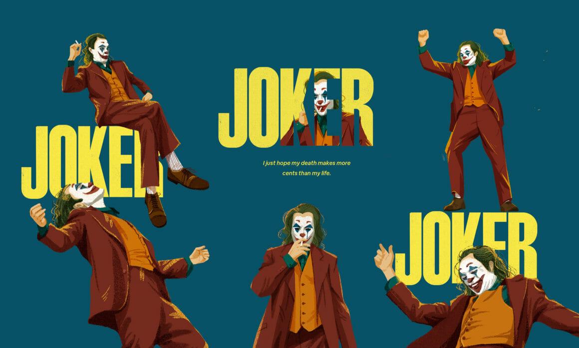 Le Joker selon Jade Zhang