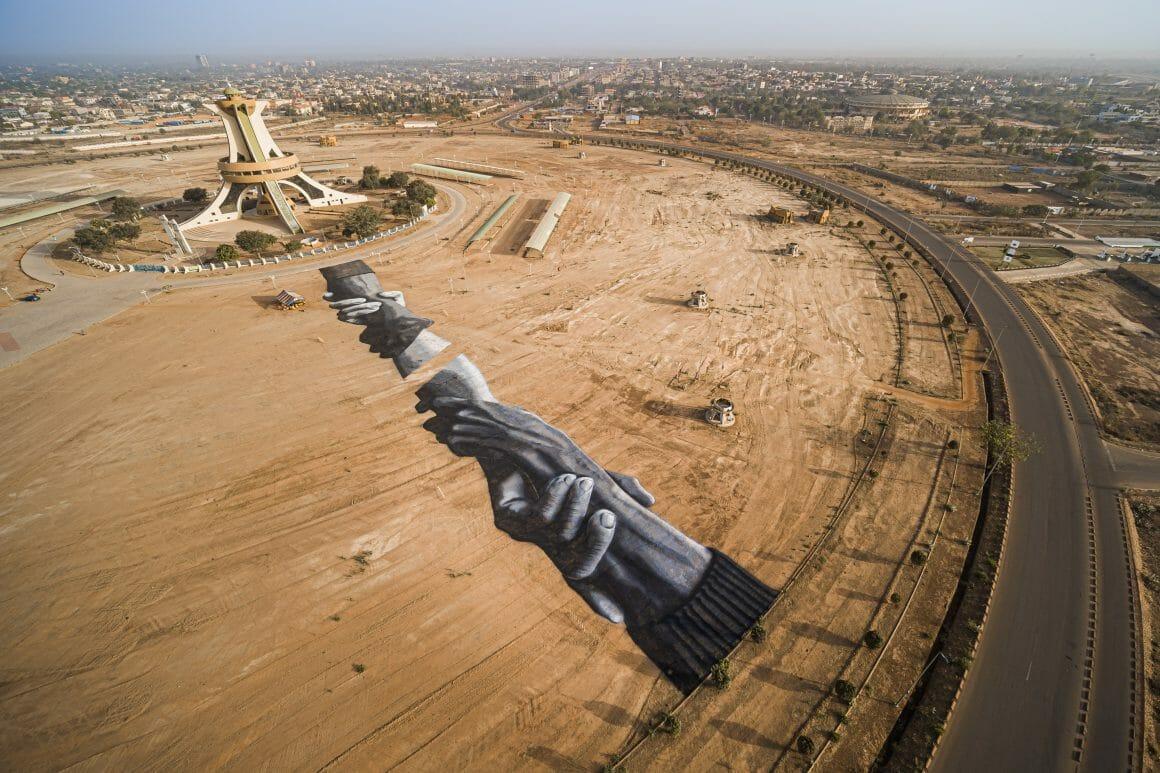 Première étape en Afrique pour son projet au Burkina Faso