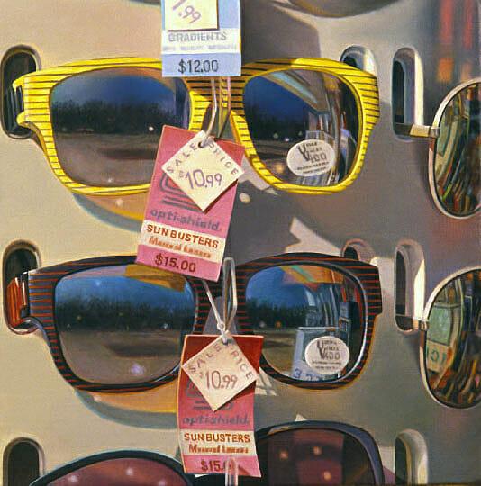 Gradients and sunbusters - stand de lunettes de soleil