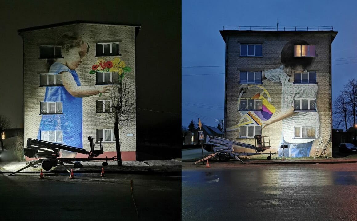 Gyva Grafika Studio - Hope for a Change