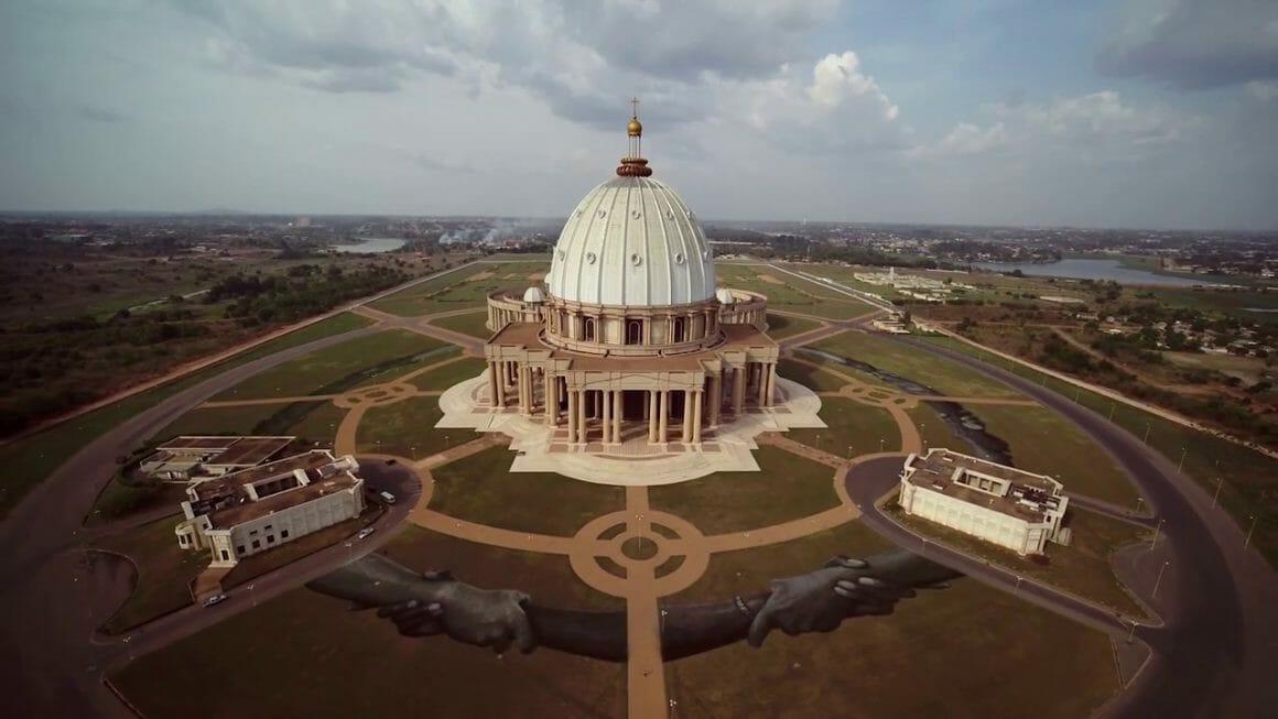 Plus grande fresque réalisée en Côte-d'Ivoire