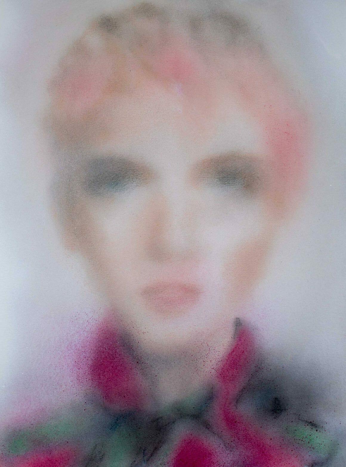 Portrait flou