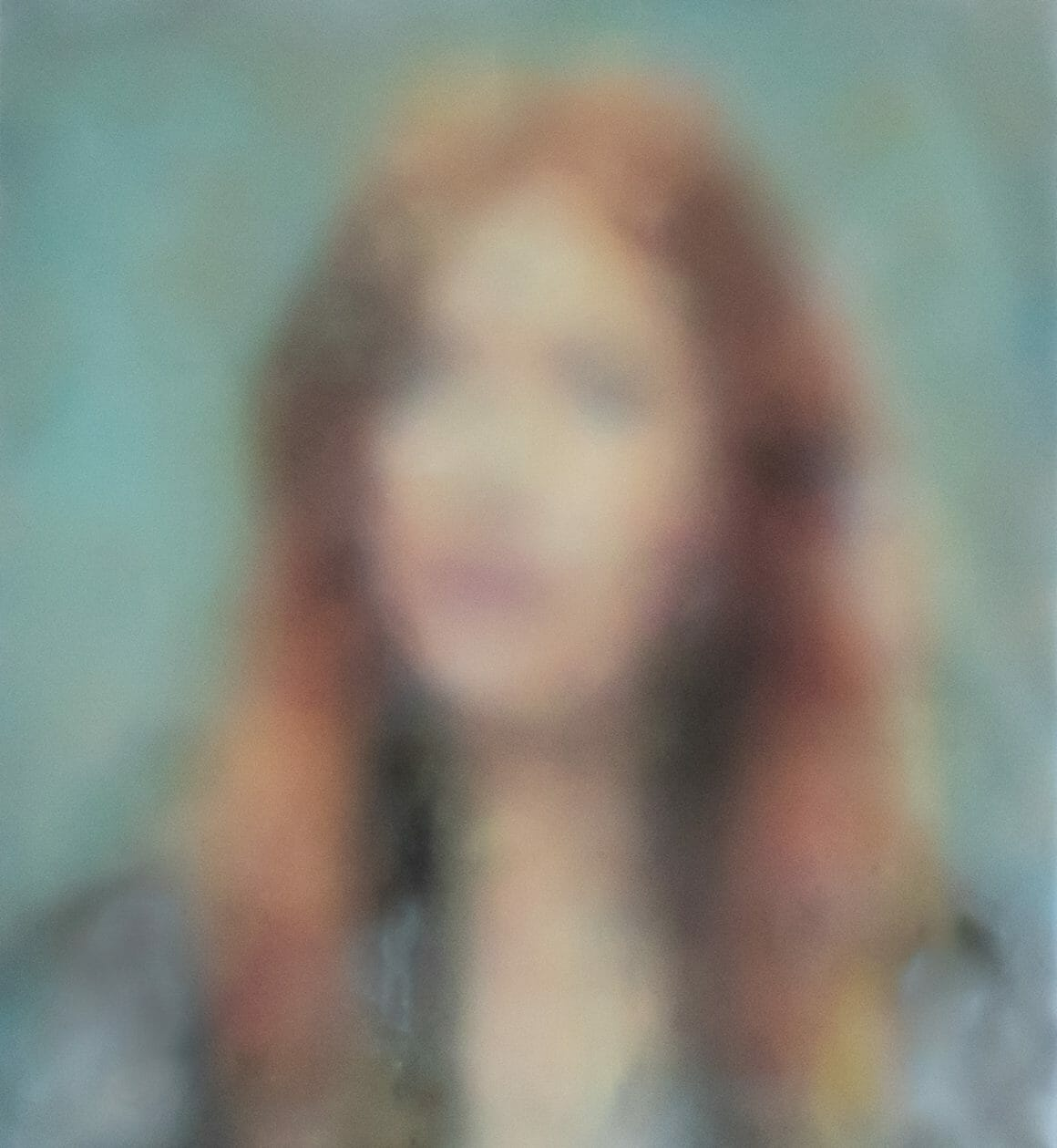 Portrait flou par Eliana Marinari