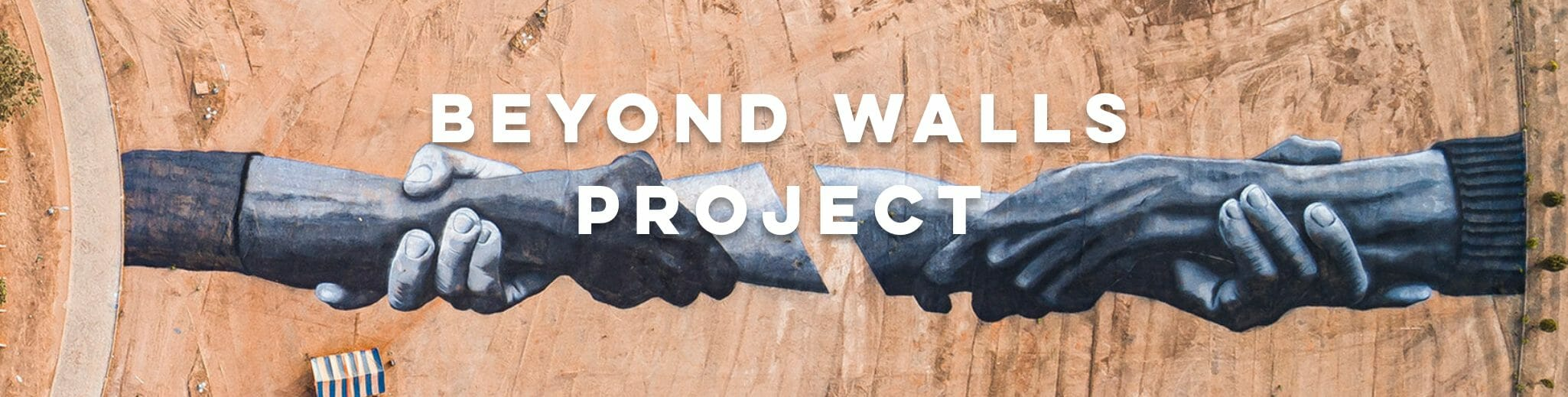 Beyond Walls Project saype