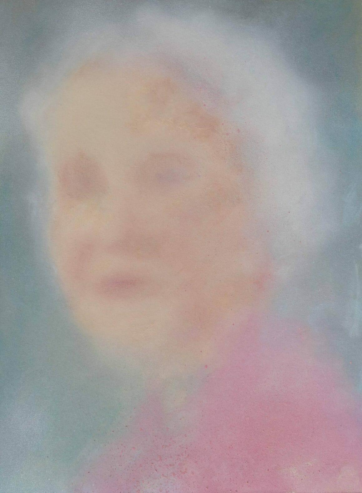 Portrait d'une vieille dame