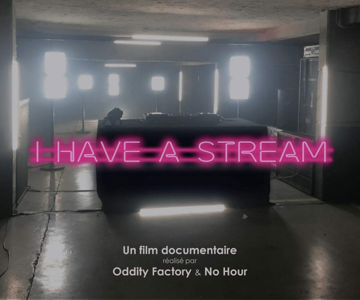 """""""I have a stream"""" le documentaire hommage aux métiers de la techno 1"""
