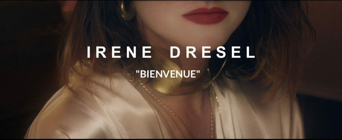 Illustration du clip bienvenue d'Iréne Drésel