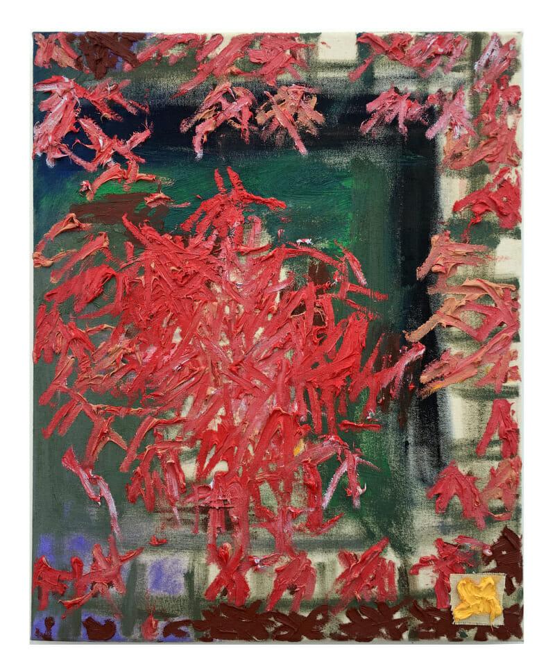 Daisy Parris arbre rouge