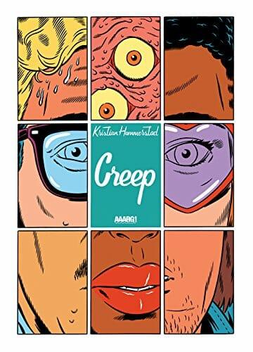 Couverture de Creep de Kristian Hammerstad