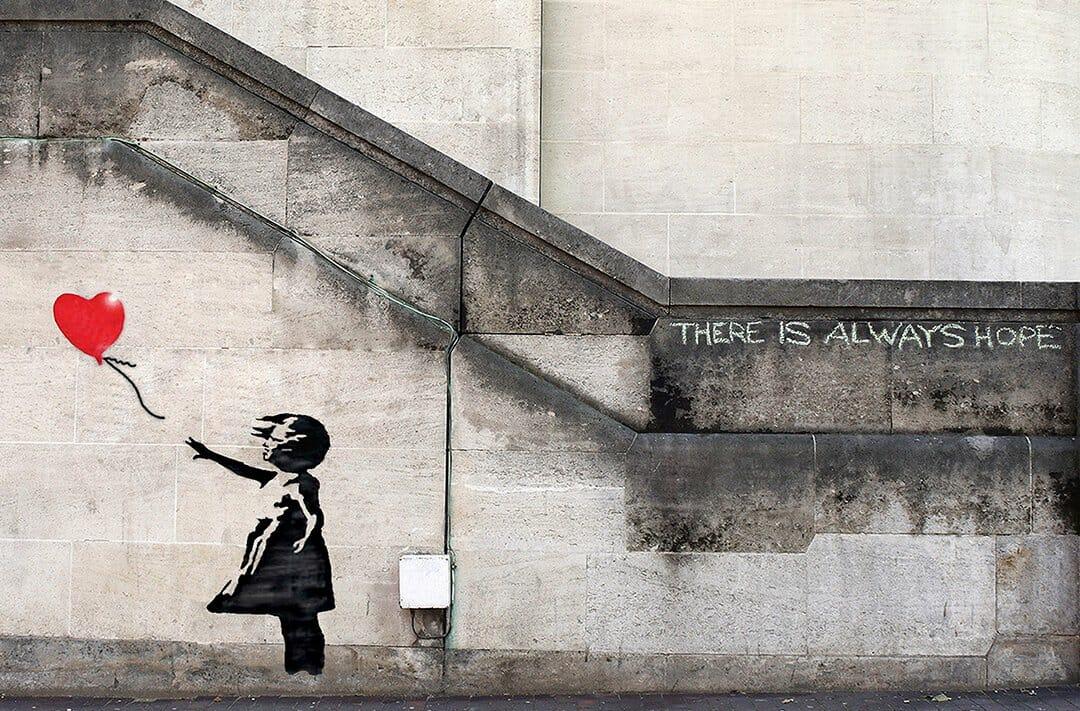Banksy, un hôtel dédié au street artist ouvre à Paris 1