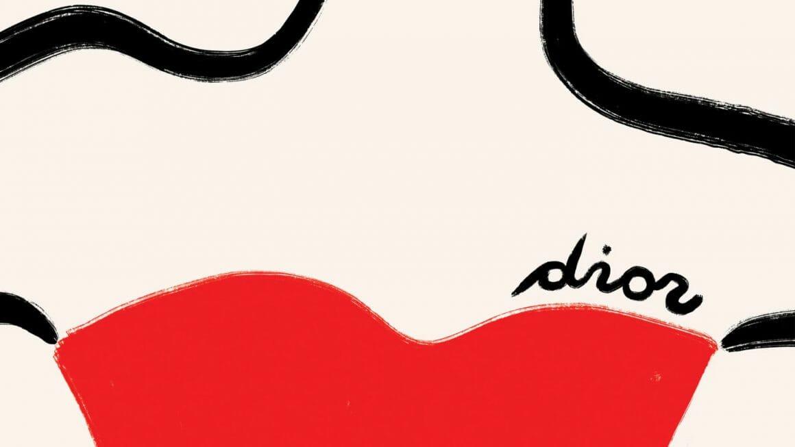 dior illustration