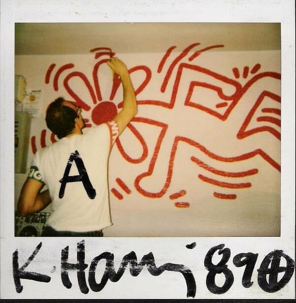 À Barcelone, une œuvre oubliée de Keith Haring est menacée de destruction