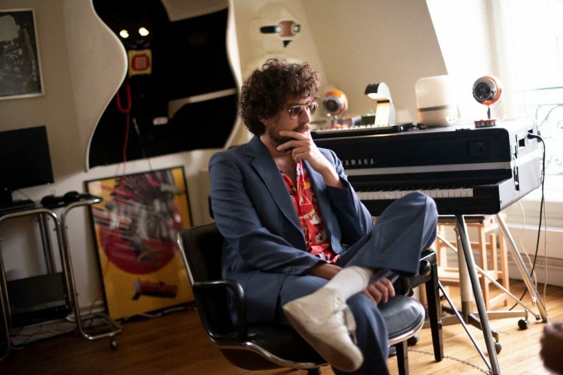 """[Interview] Gaspard Augé nous parle d' """"Escapades"""", son premier album solo 1"""