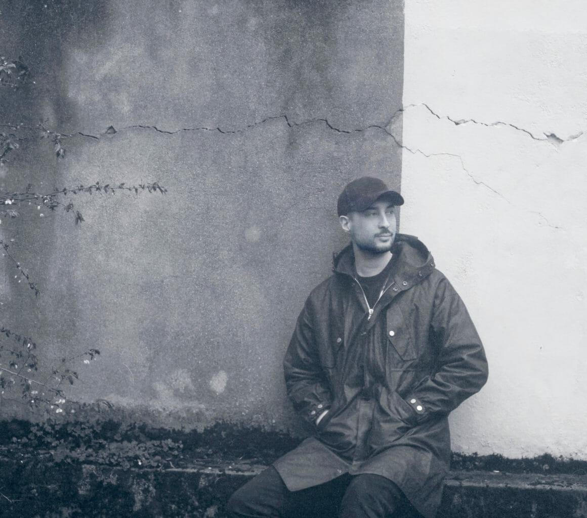 Portrait de l'artiste Fen D'Arioto.