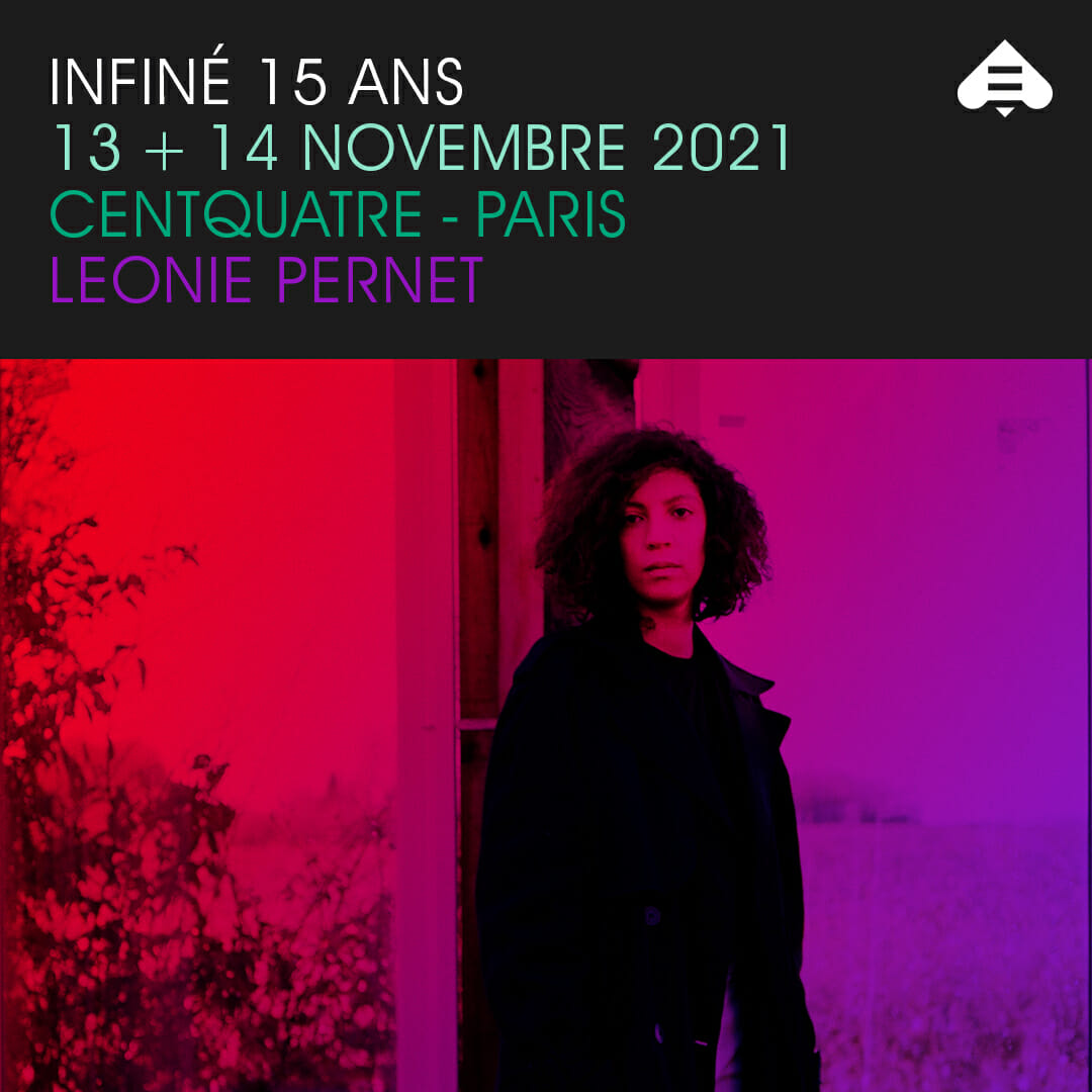 Image promotionnelle pour les 15 ans de InFiné.