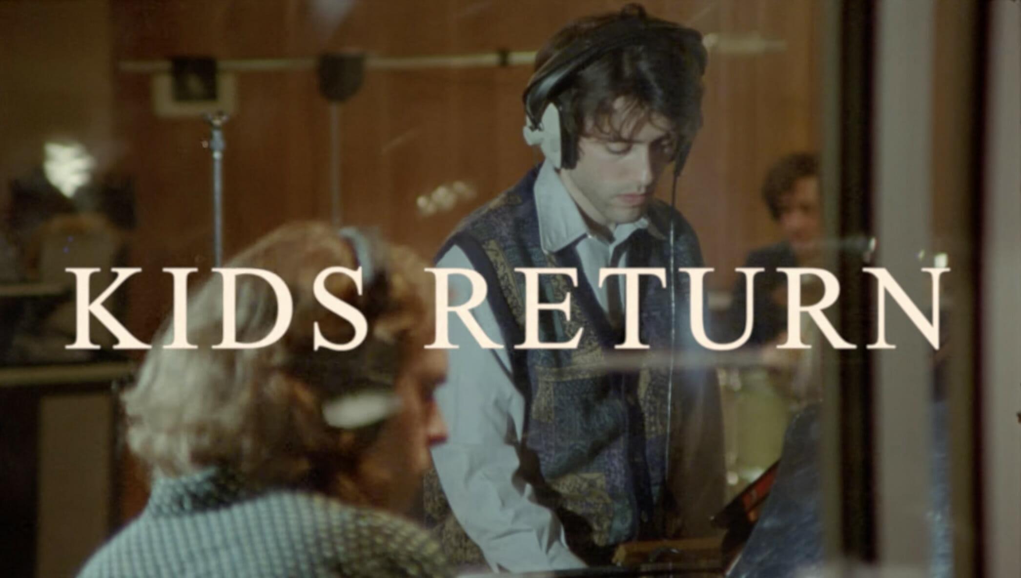 """""""Our love"""" : la live session de Kids Return au studio mythique Motorbass"""