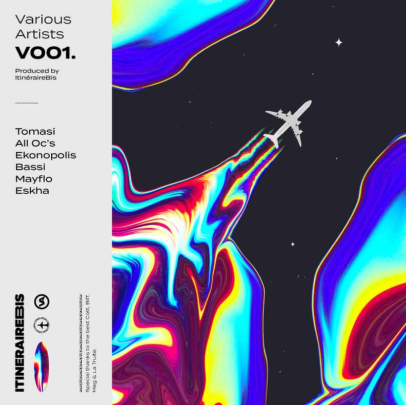 Cover du projet d'ItinéraireBis et intitulé V001.