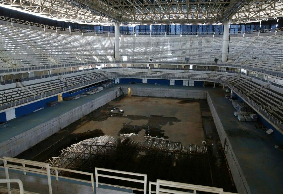 Bassin de nation Jeux Olympiques
