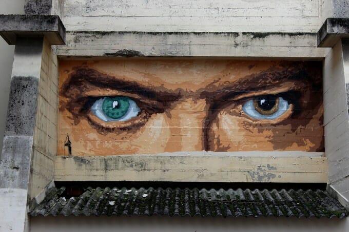 Itinéraire au cœur du Street-art lyonnais : 3 quartiers à découvrir 1