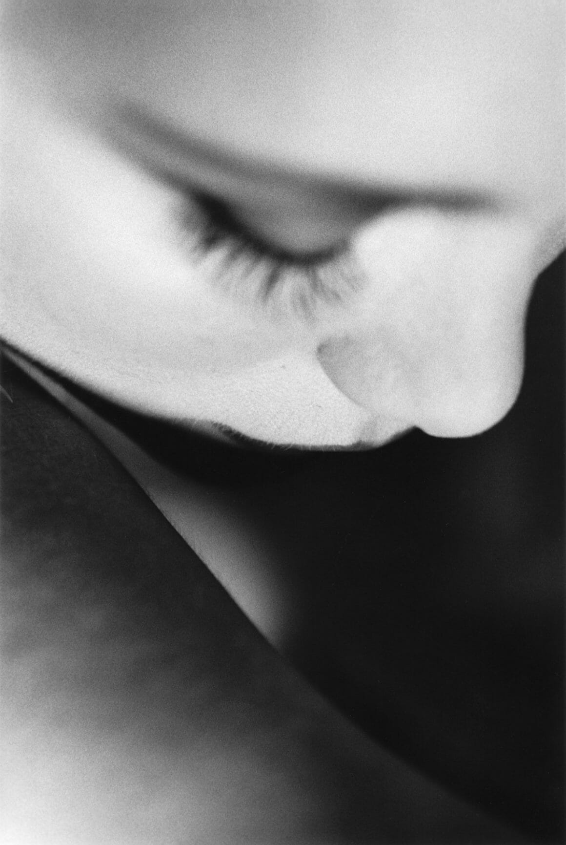 Portrait photo réalisé par l'artiste américain David Lynch