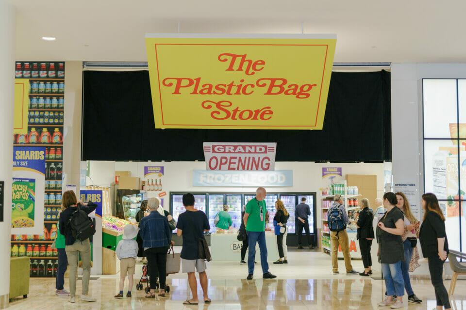 The Plastic Bag Store