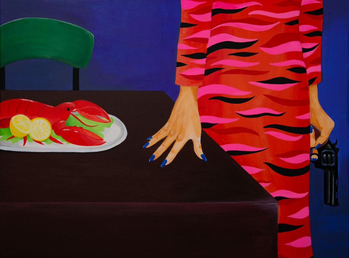 Abnégation illustration par  Cécile Cornet