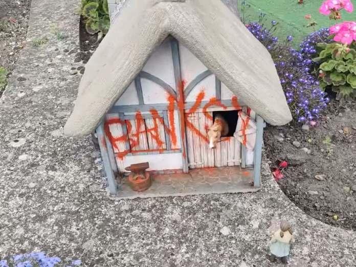 Banksy aurait-il de nouveau frappé ce week end ? 8