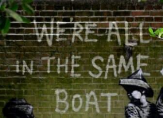 Banksy aurait-il de nouveau frappé ce week end ? 3