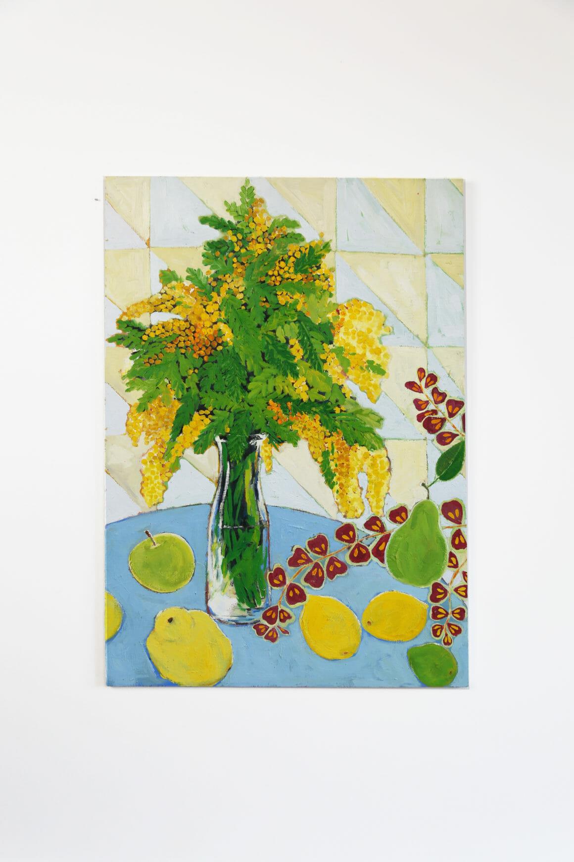 Miriam Dema, la peinture des moments partagés 1