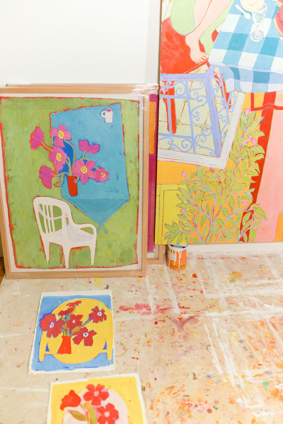 Studio de Miriam Dema
