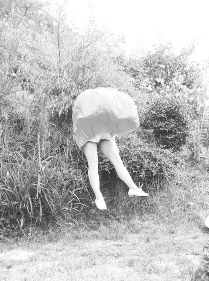 until further notice jardin photo par Isabelle Wenzel
