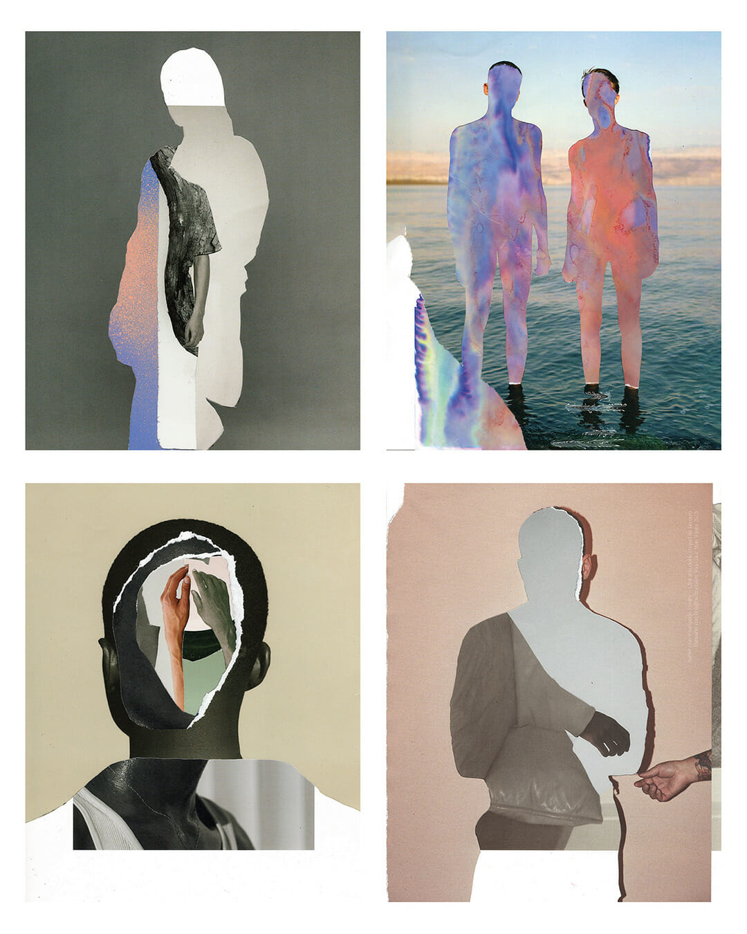 Collage masculinités Par Julen Iztueta