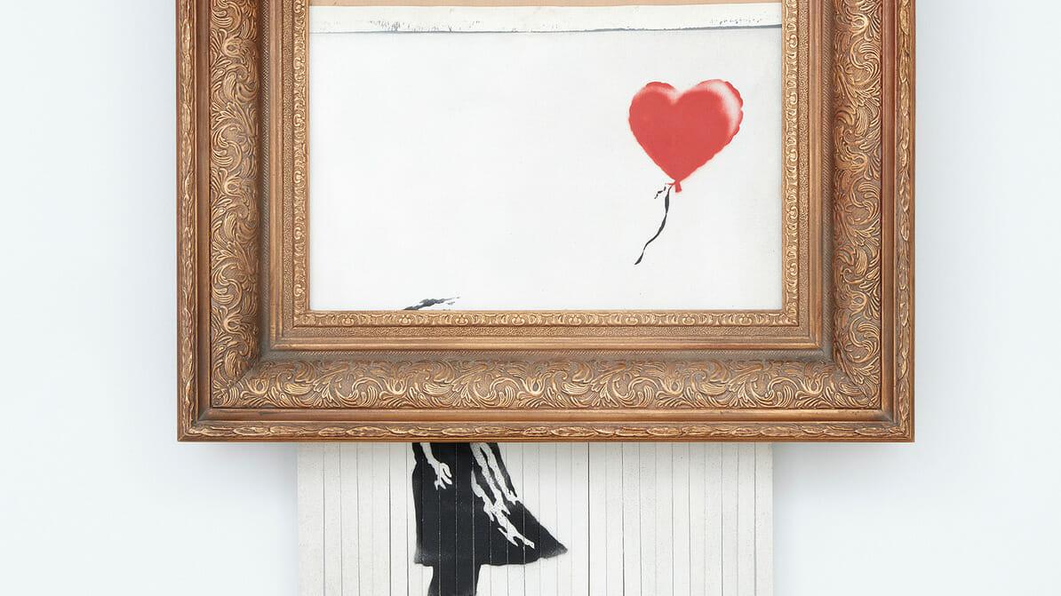 love is in the bin remise en vente
