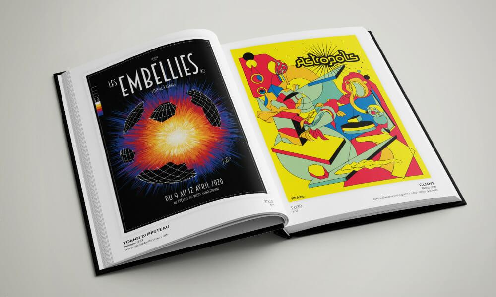 livre TOPAFF 10 ans astropolis et les embellies