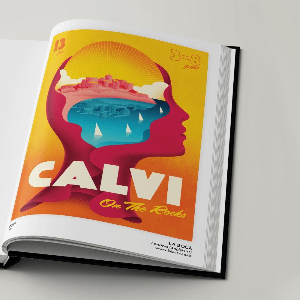livre TOPAFF 10ans Calvi on the rocks 2015