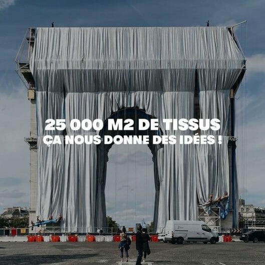 Et si on upcyclait le dernier Christo et Jeanne-Claude ? 1