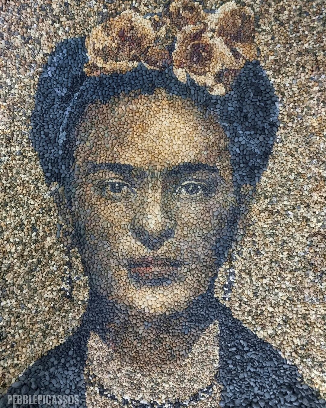 Frida Kahlo 2021 by Justin Bateman