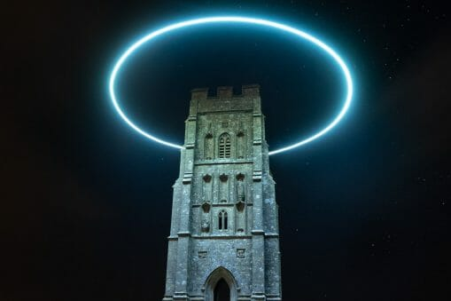 glastonbury tour will ferguson halo lumineux